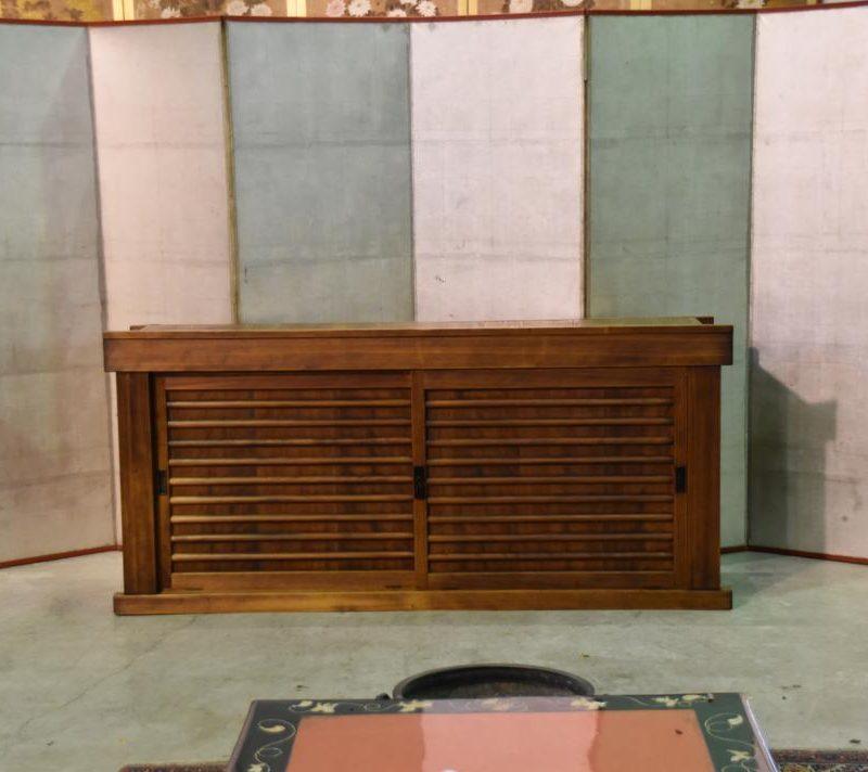 japanese antique sideboard edo arts