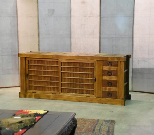 5 drawered chest wood antique 015_939x627