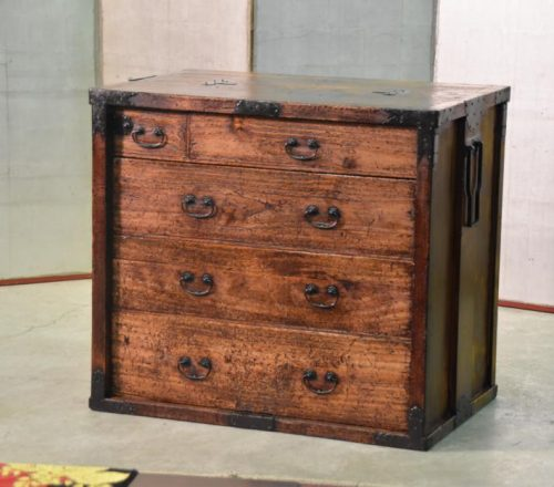 asian 5 drawered chest antique 002_937x625
