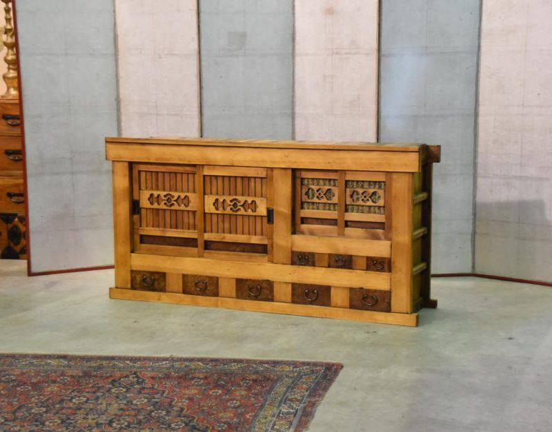 asian all wood 5 drawered sideboard 001_939x627