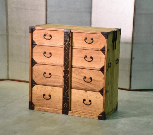 4 drawered Japanese antique chest 002_936x625