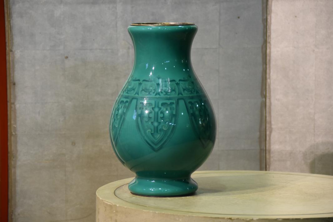 Japanese Cloisonne Vase By Ando Edo Arts