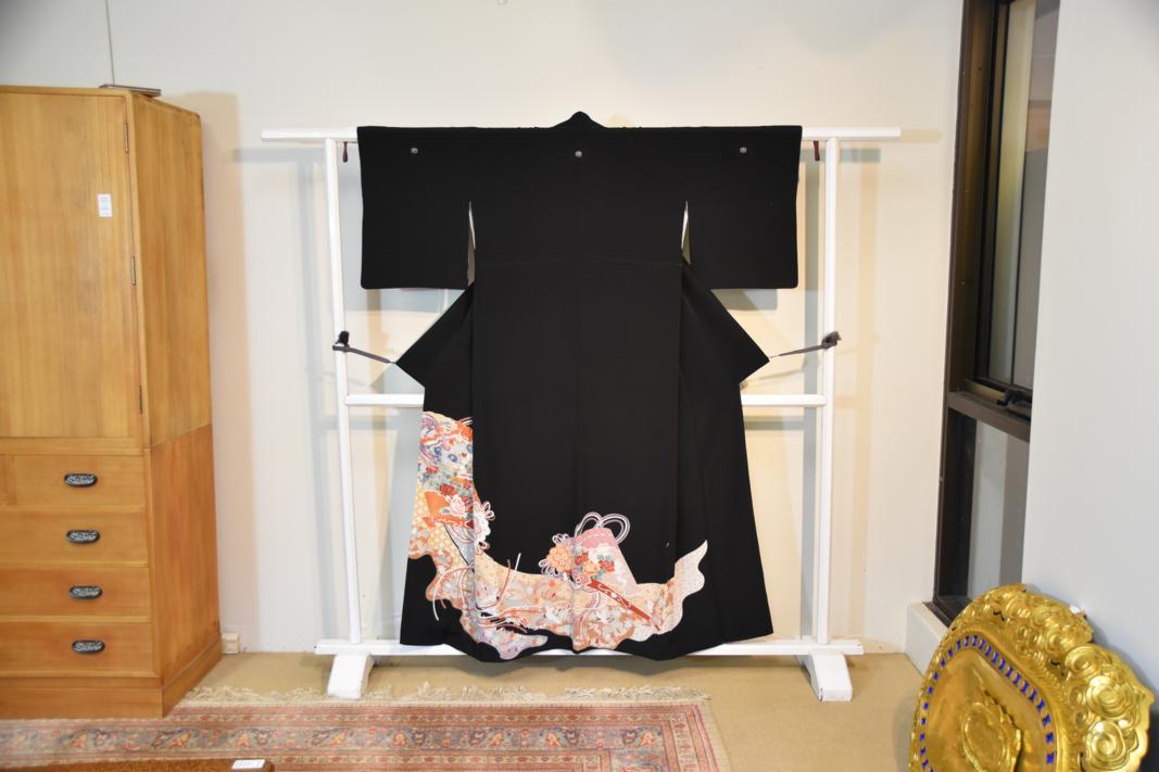 e1d1c4555 Tomesode Kimono - Buy Online Edo Arts