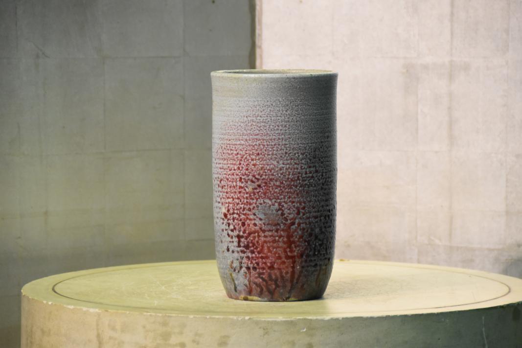 Japanese Ceramic Vase Edo Arts