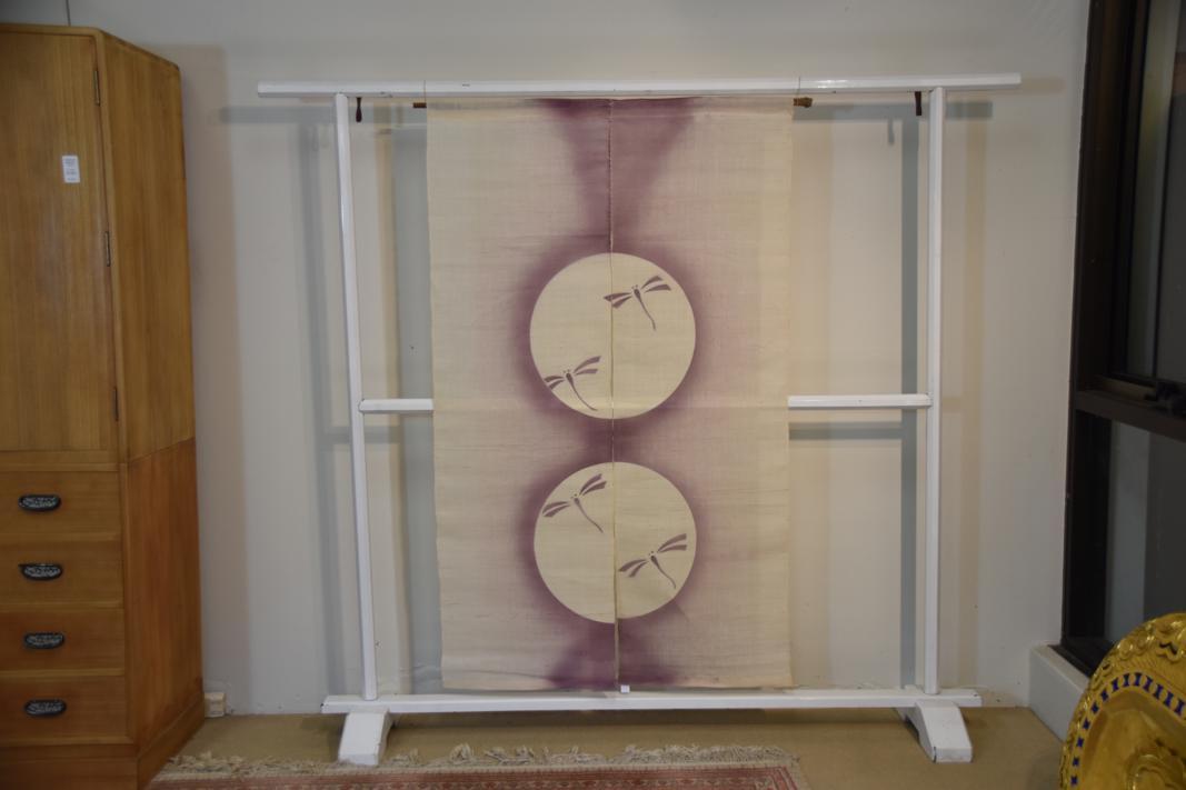 Noren, Japanese Door Curtain