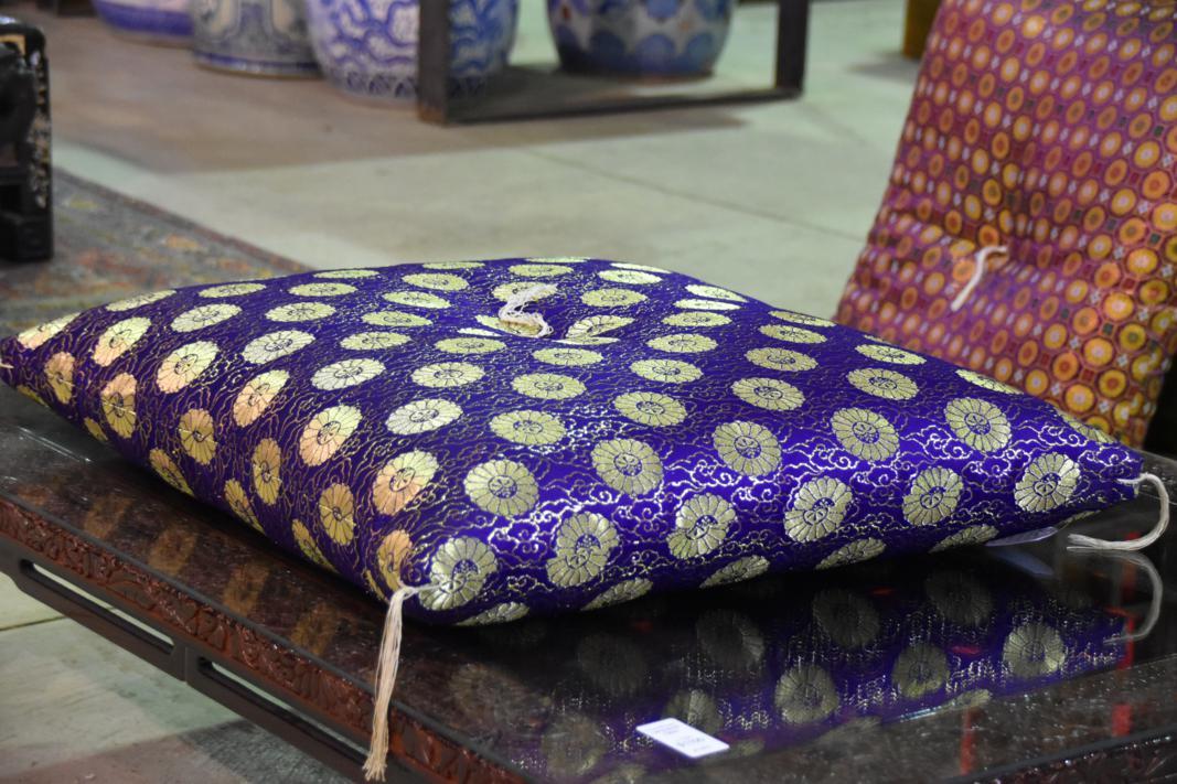 Japanese Zabuton Cushion Buy Online Japanese Antiques
