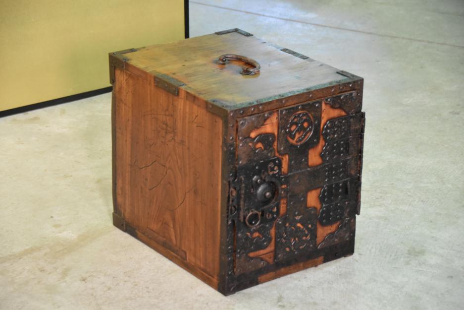 Funa Dansu Ships Chest Buy Online Japanese Antiques