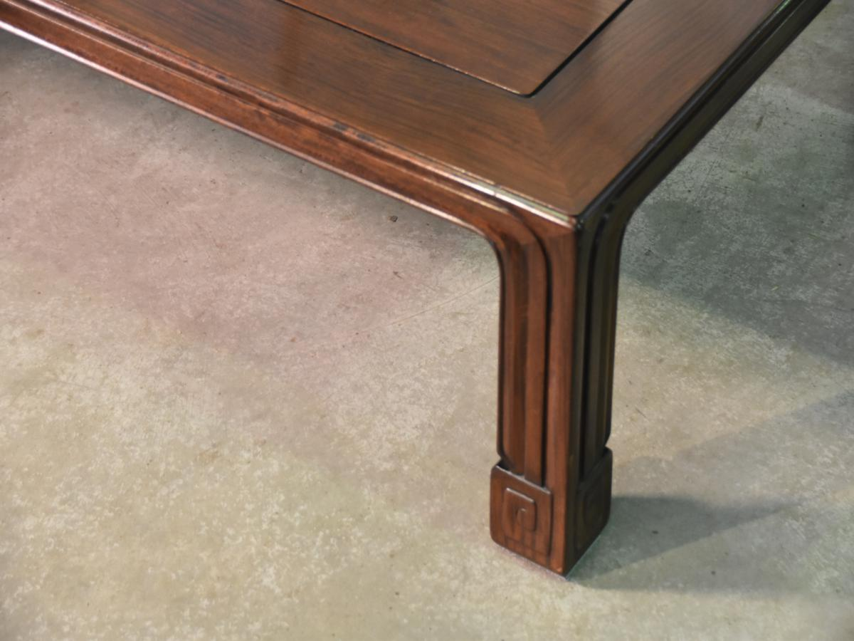 Japanese Coffee Table.Japanese Hardwood Dining Table