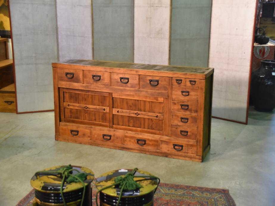 finest selection 0b72d dbd60 Multi Drawer Sideboard from Japan